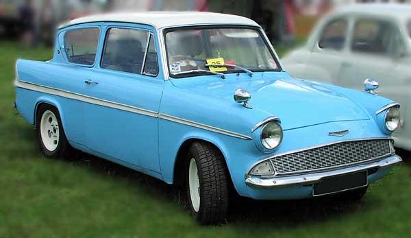 Ford Anglia 1963 foto - 1