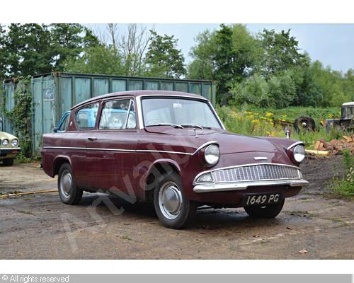 Ford Anglia 1963 foto - 3