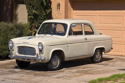 Ford Anglia 1963 foto - 5