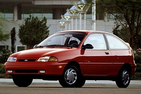 Ford Aspire 1995 foto - 4