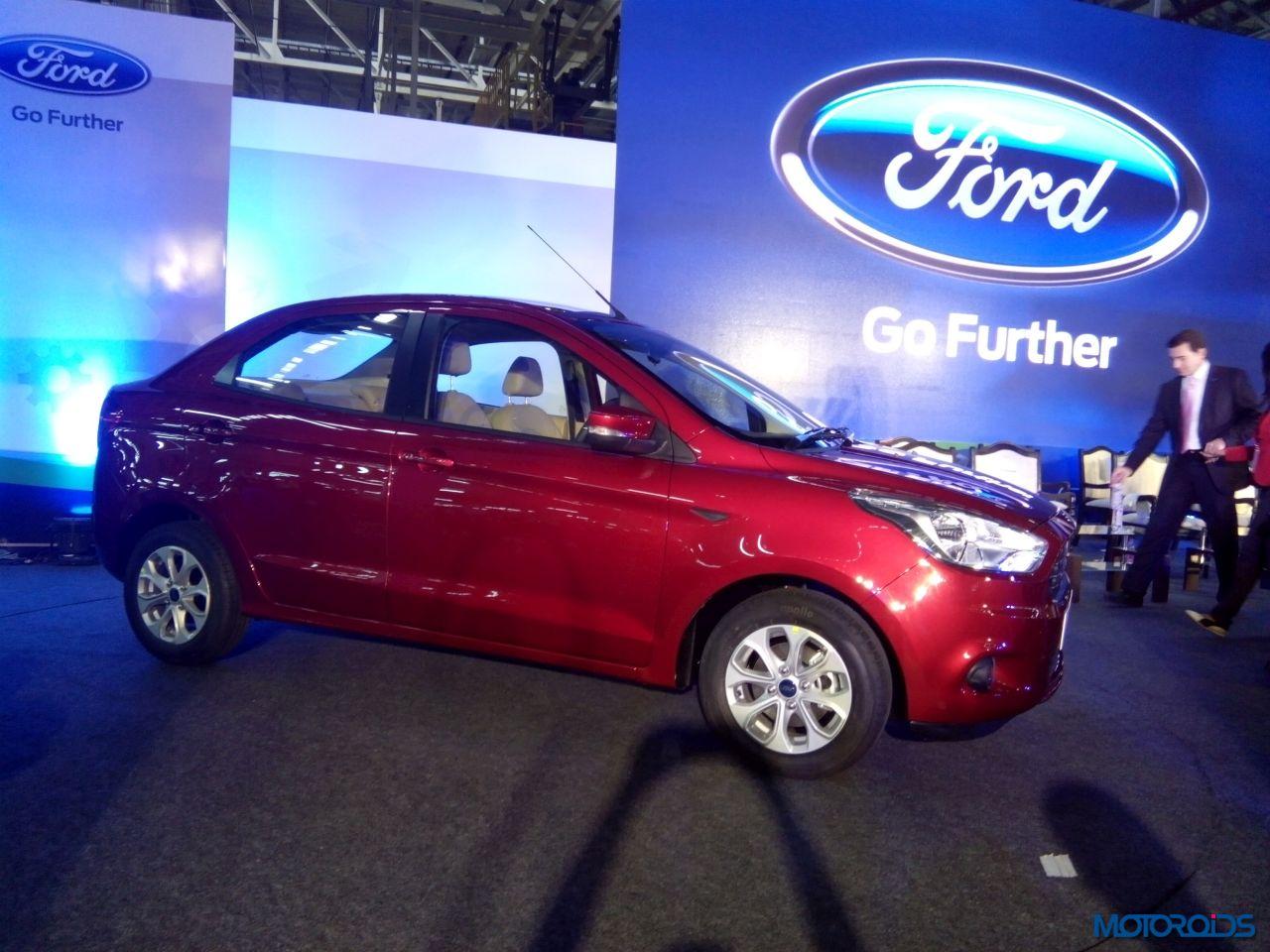 Ford Aspire 2015 foto - 5