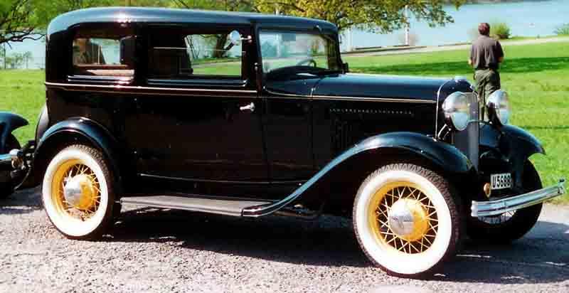 Ford B 1932 foto - 1
