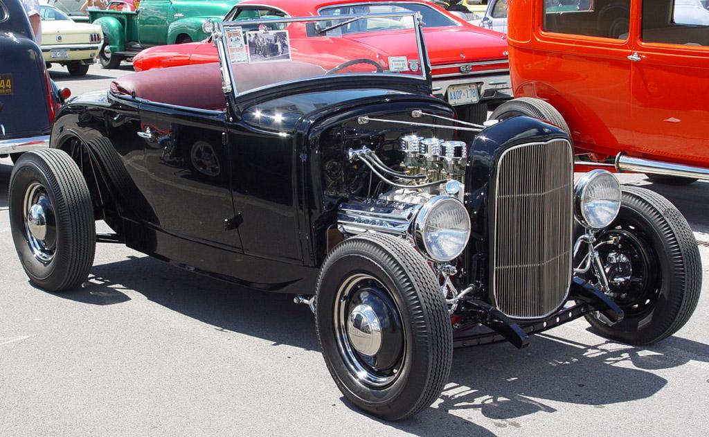 Ford B 1932 foto - 2