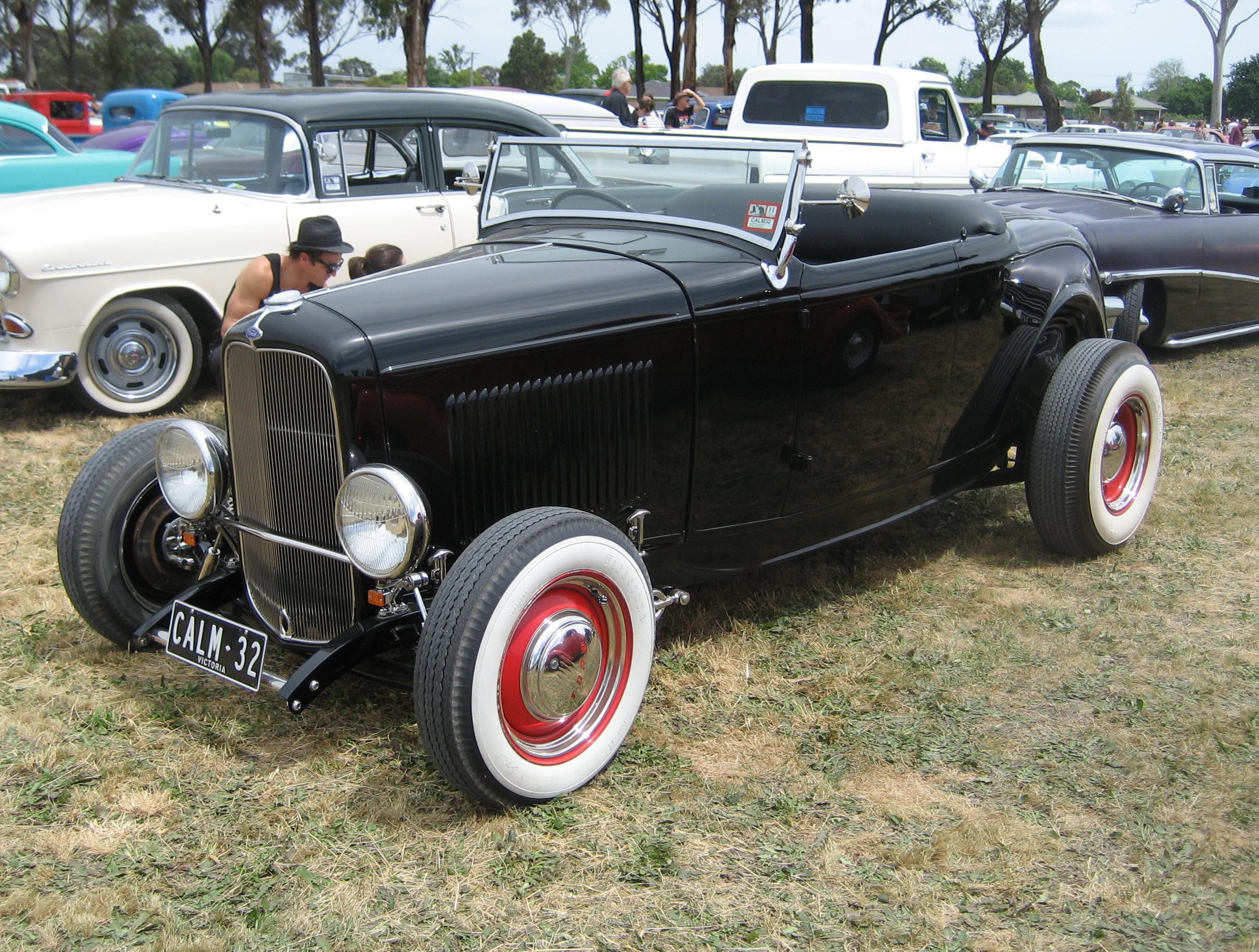 Ford B 1932 foto - 5
