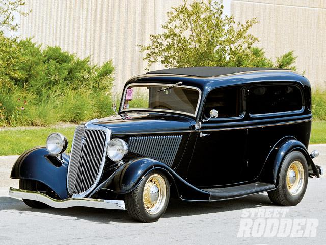 Ford B 1934 foto - 4
