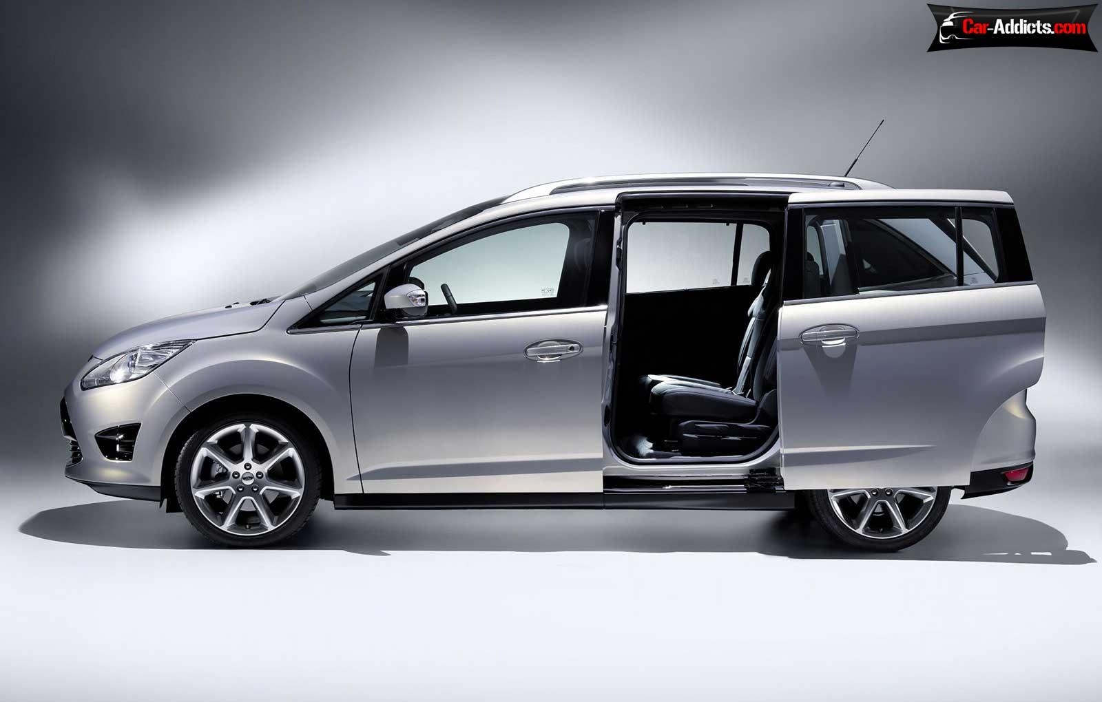Ford B-max 2010 foto - 4