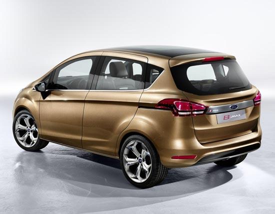 Ford B-max 2011 foto - 1