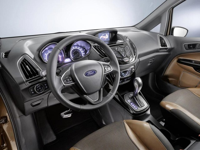 Ford B-max 2011 foto - 2