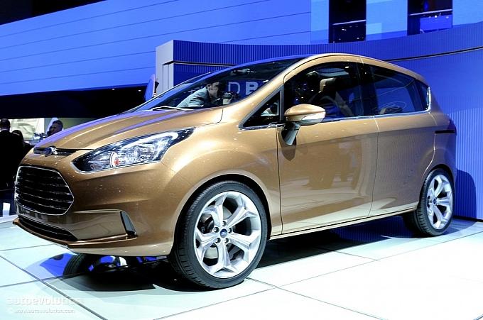Ford B-max 2011 foto - 4