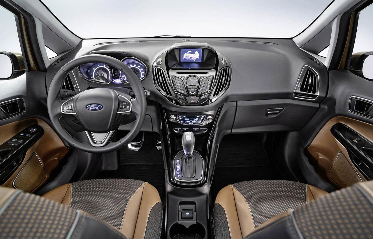 Ford B-max 2011 foto - 5