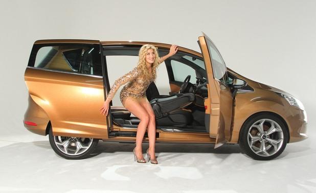 Ford B-max 2012 foto - 1