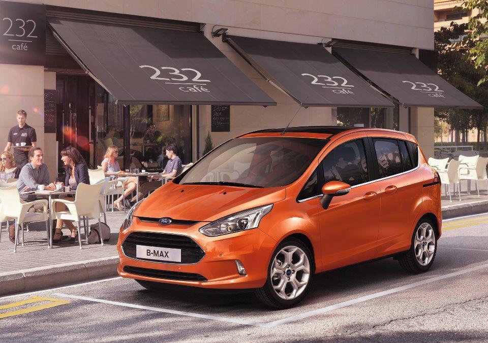 Ford B-max 2012 foto - 2