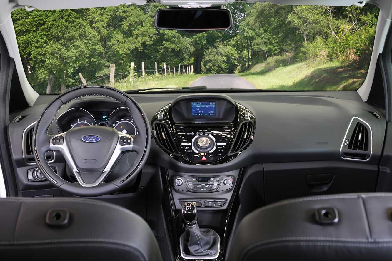 Ford B-max 2012 foto - 3