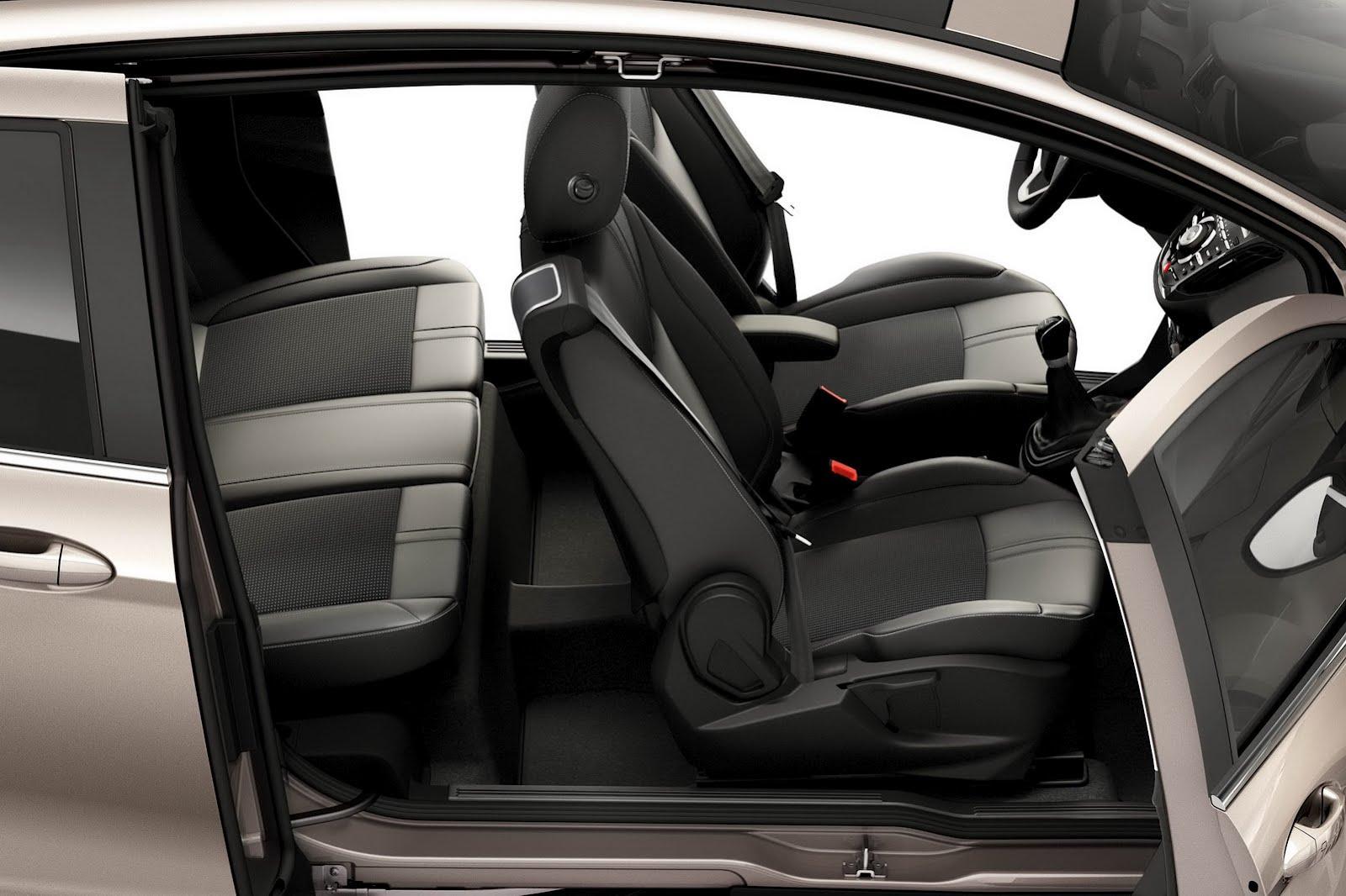 Ford B-max 2012 foto - 4