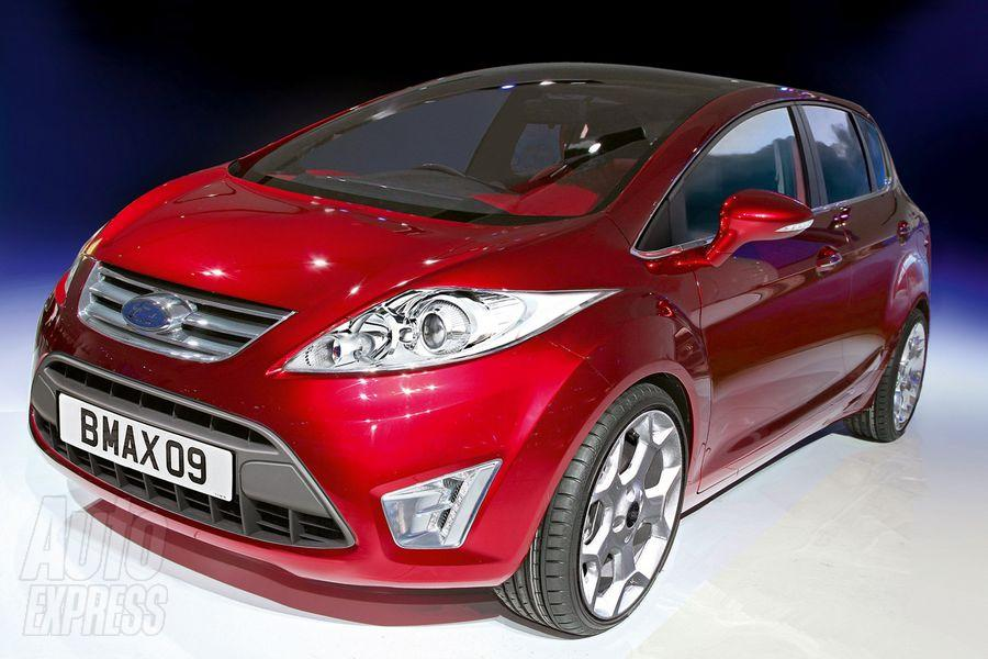Ford B-max 2012 foto - 5