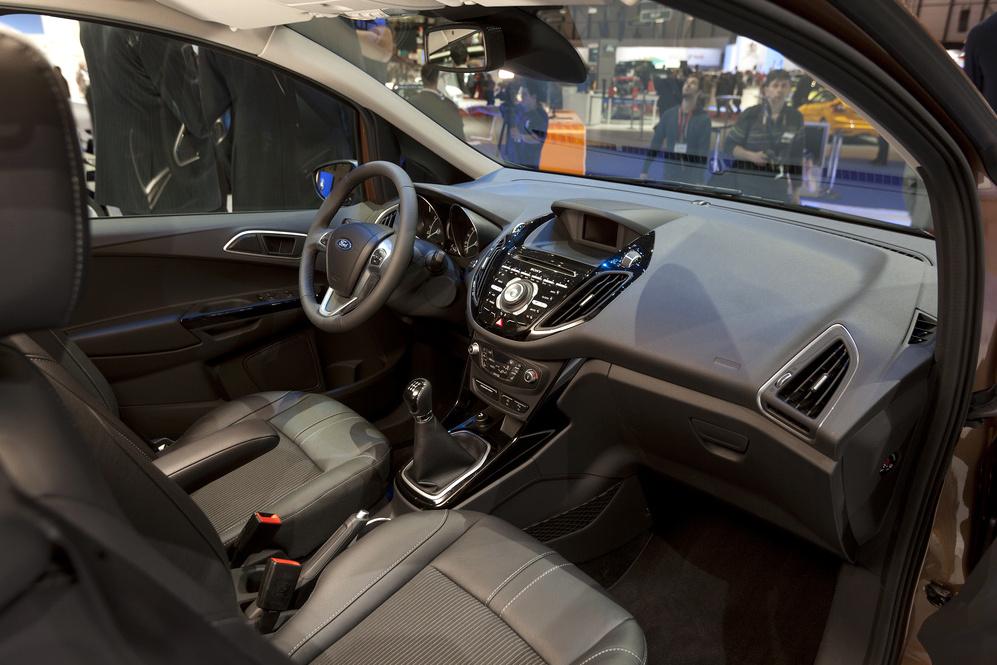 Ford B-max 2013 foto - 1