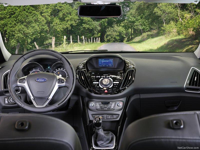 Ford B-max 2013 foto - 2