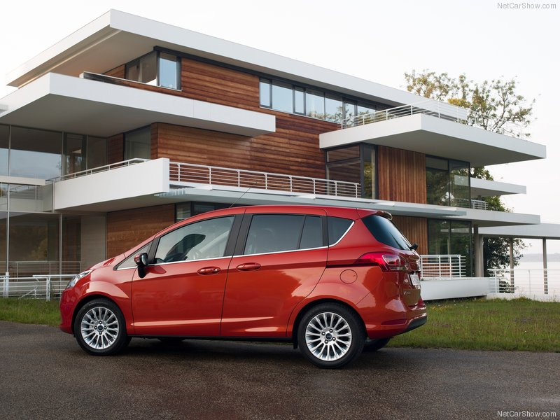Ford B-max 2013 foto - 3