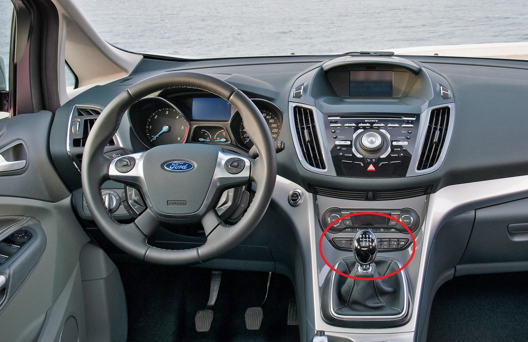 Ford B-max 2014 foto - 1