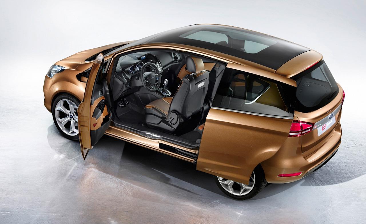 Ford B-max 2015 foto - 2