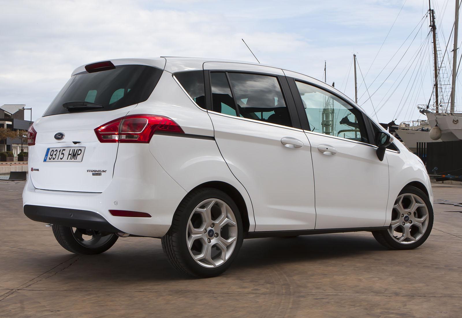 Ford B-max 2015 foto - 3