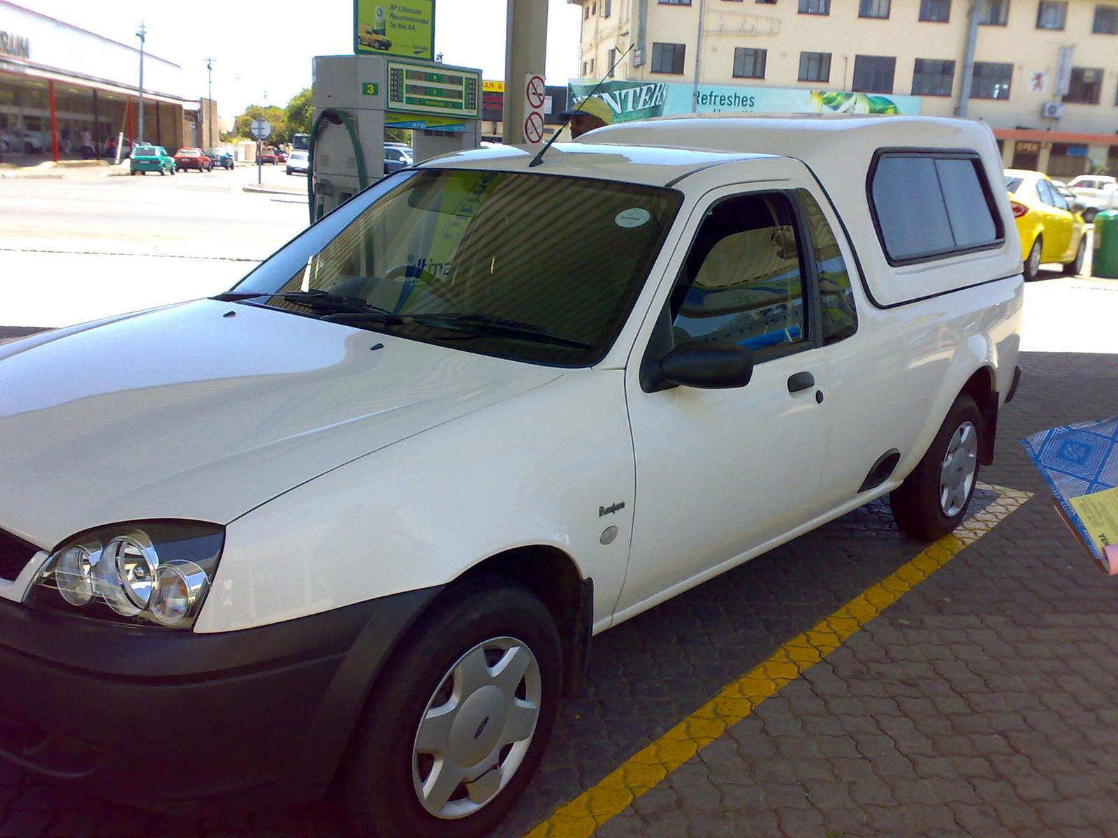 Ford Bantam 2006 foto - 1