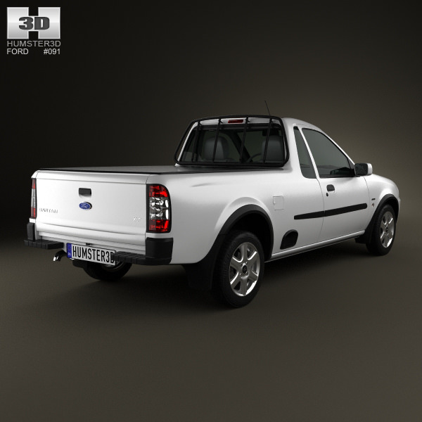 Ford Bantam 2014 foto - 1