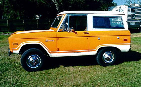 Ford Bronco 1965 foto - 5