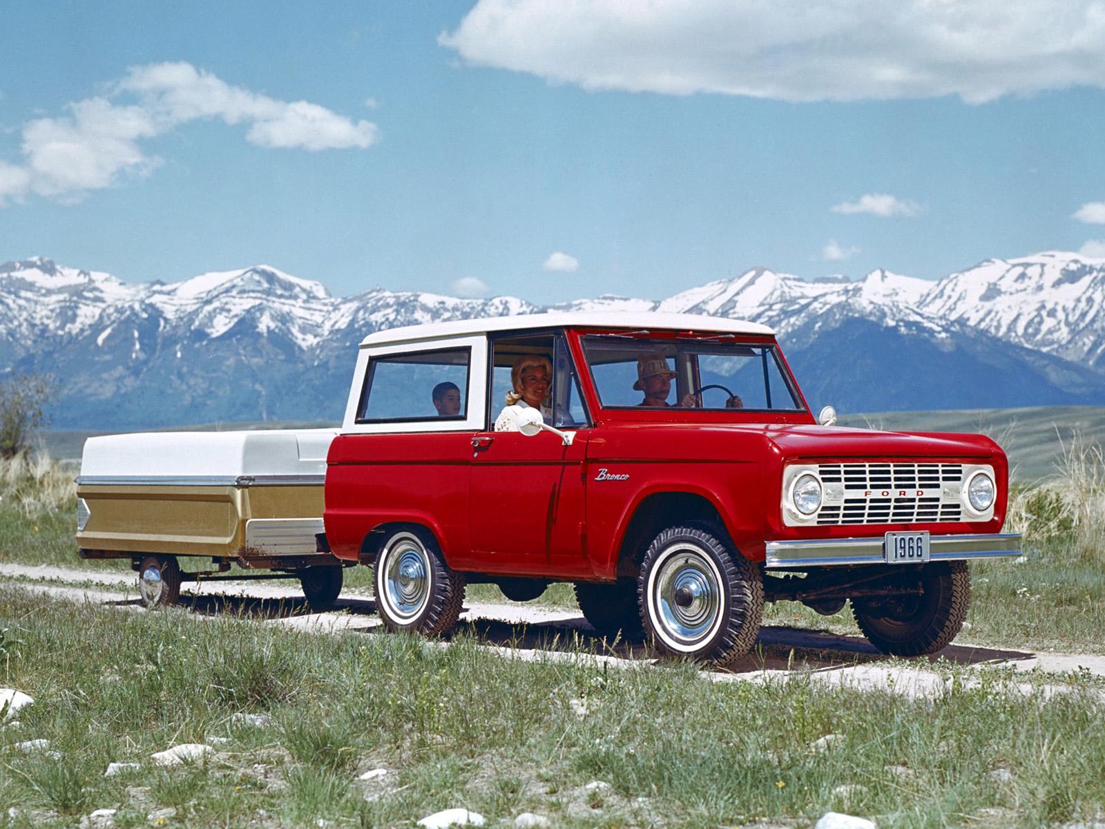 Ford Bronco 1966 foto - 3