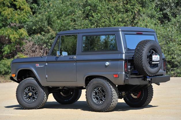 Ford Bronco 1971 foto - 3