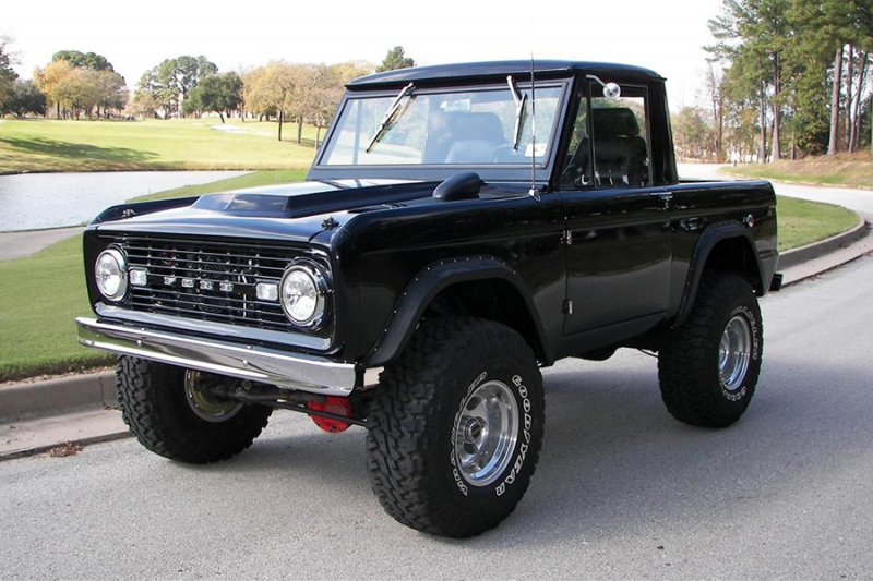 Ford Bronco 1971 foto - 4