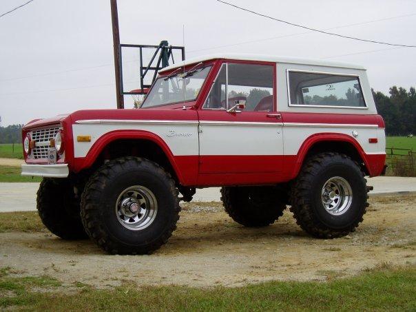 Ford Bronco 1972 foto - 1
