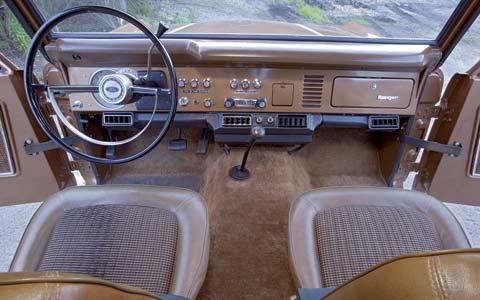 Ford Bronco 1973 foto - 3