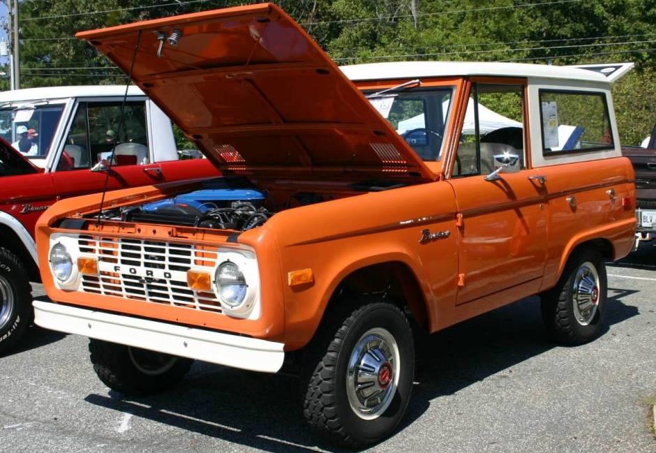 Ford Bronco 1974 foto - 4