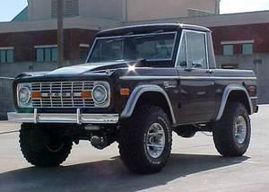 Ford Bronco 1976 foto - 4