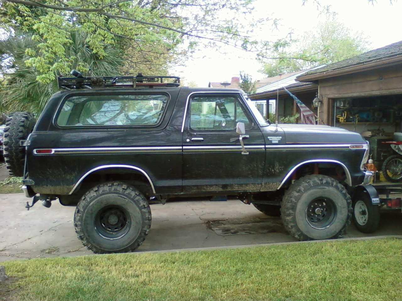 Ford Bronco 1979 foto - 3