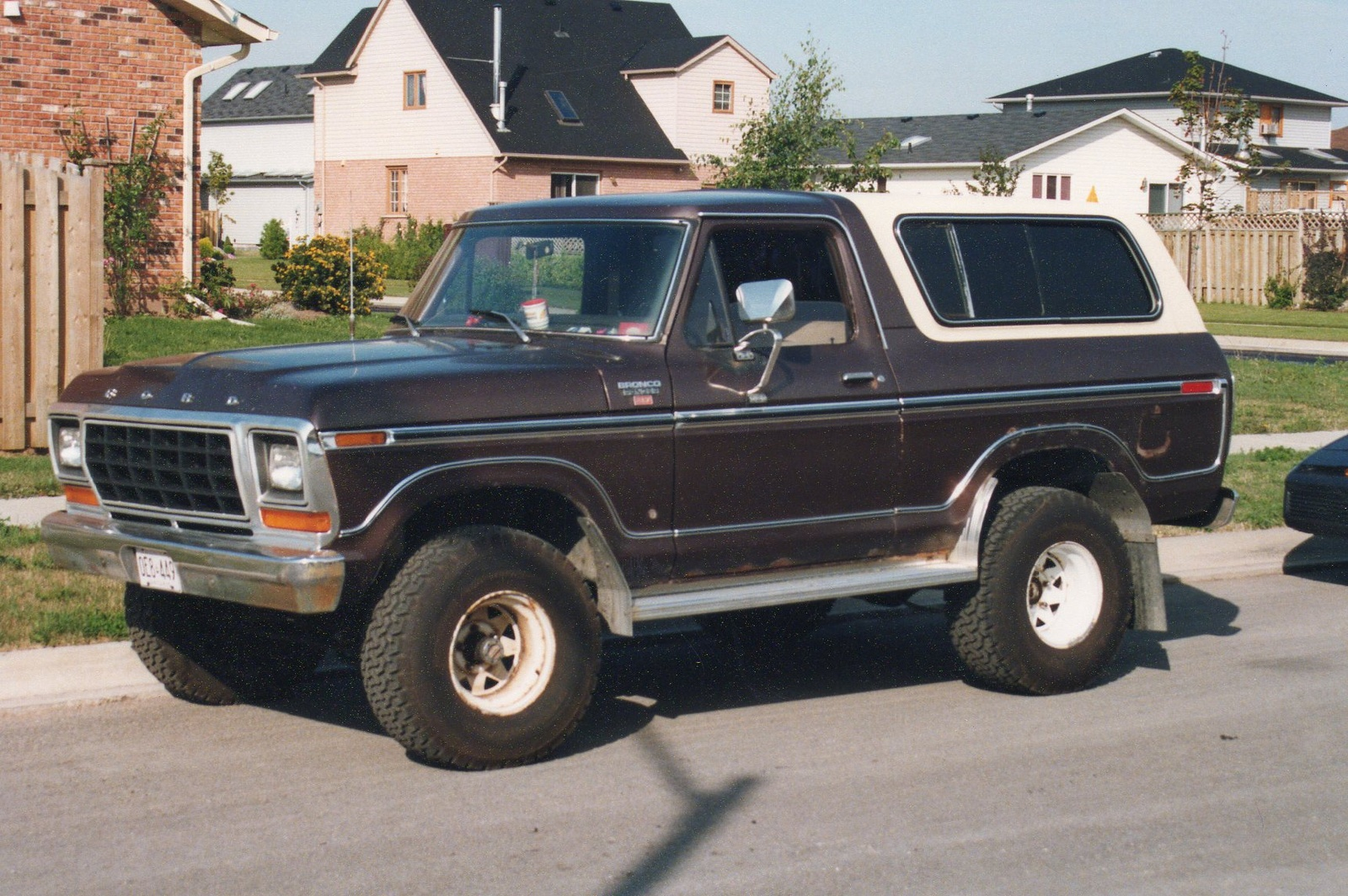 Ford Bronco 1979 foto - 5