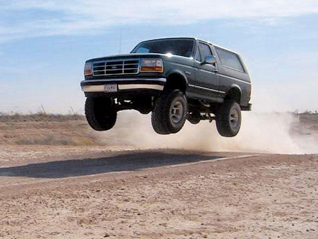 Ford Bronco 1980 foto - 2