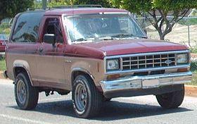 Ford Bronco 1980 foto - 3