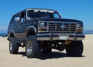 Ford Bronco 1982 foto - 3