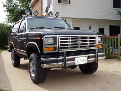 Ford Bronco 1982 foto - 4