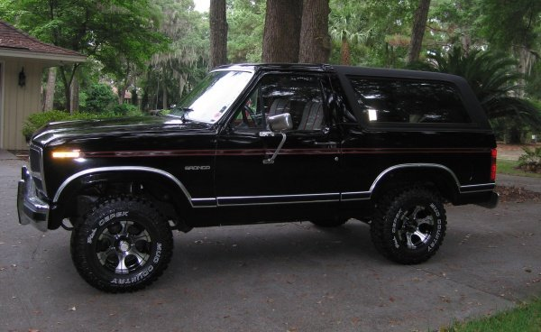 Ford Bronco 1983 foto - 1
