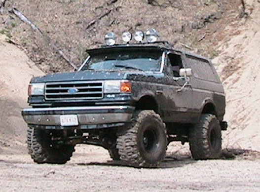 Ford Bronco 1983 foto - 5