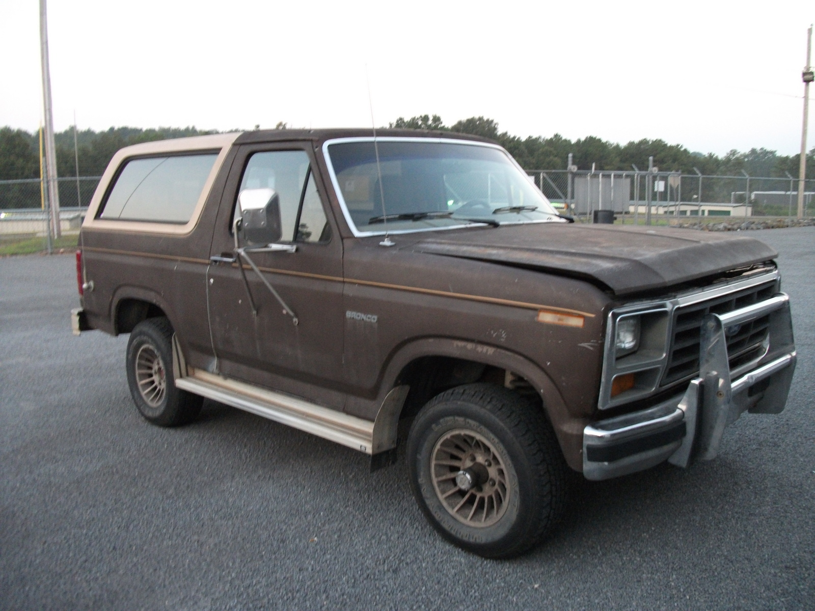 Ford Bronco 1984 foto - 2