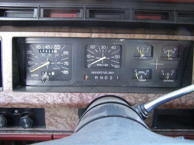Ford Bronco 1985 foto - 2