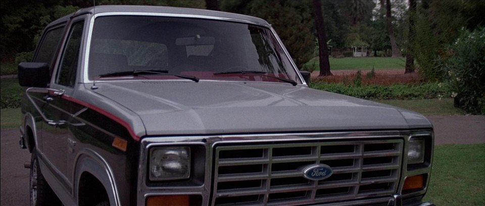 Ford Bronco 1985 foto - 5