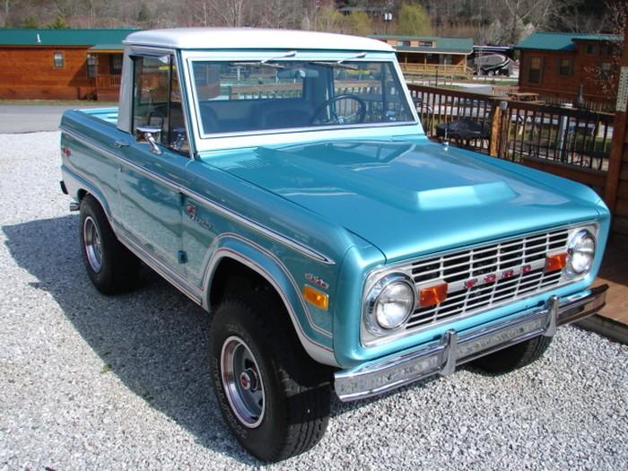 Ford Bronco 1986 foto - 4