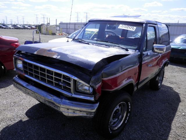 Ford Bronco 1988 foto - 2