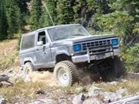 Ford Bronco 1988 foto - 5