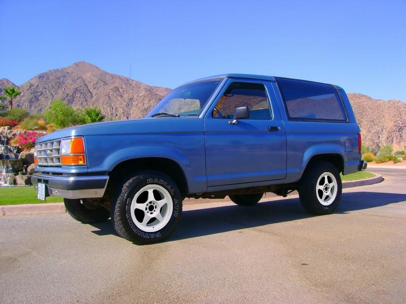 Ford Bronco 1990 foto - 4